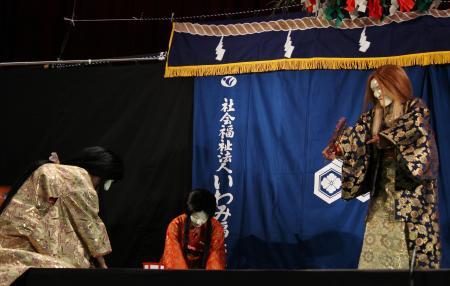 後野神楽社中 鏡山15