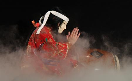 後野神楽社中 鏡山20