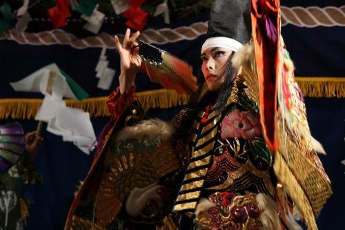 中川戸神楽団 瀧夜叉姫11