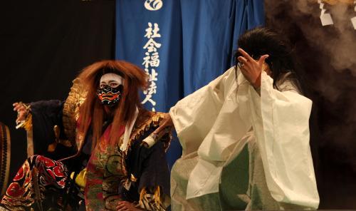 中川戸神楽団 瀧夜叉姫12
