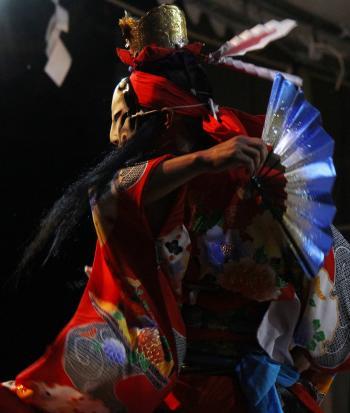 石見神楽細谷社中 貴船8