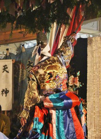 川小田神楽団 天神7