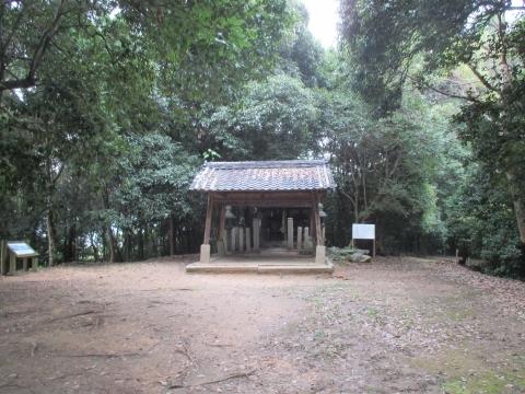 香久山・山頂