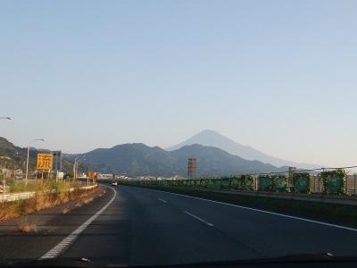 東名からの富士②