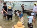 160716 アジュール舞子海開き03