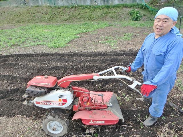 20160626川岸の畑の草刈 (3)