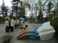 エリツィンのお墓