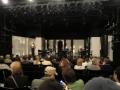 演劇芸術スタジオ・開演前の舞台と客席