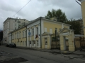 スタニスラフスキーの家博物館・外観
