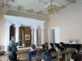 スタニスラフスキーの家博物館内の劇場