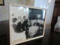 スタニスラフスキー(右)が写っている書斎兼客間の写真