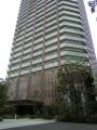 スタジオが入っている46階の高層マンション