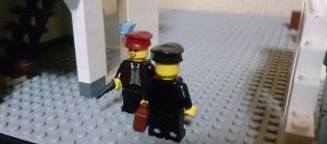 保衛部のお仕事1