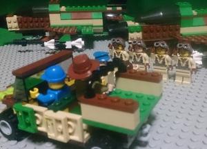 将軍様を輸送する必勝-66型