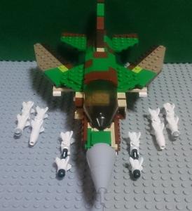 惨撃-23に搭載可能な武装