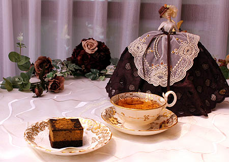 ほうじ茶チョコレ-ト・ウバ