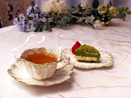 ニルギリ・宇治抹茶どう-ぶるふろま-じゅ