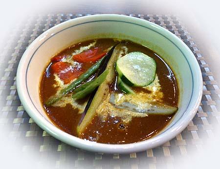 ス-プカリ-夏野菜