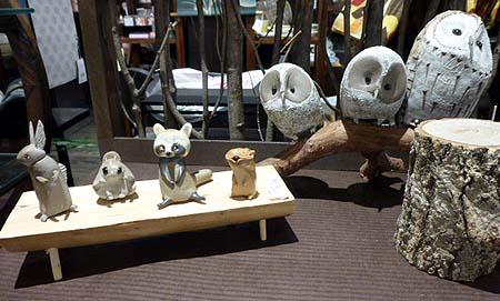 陶器動物達