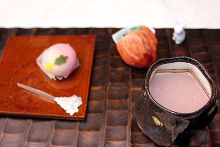 黒米甘酒1