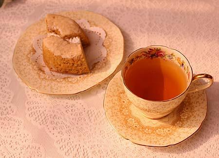 紅茶ケ-キ
