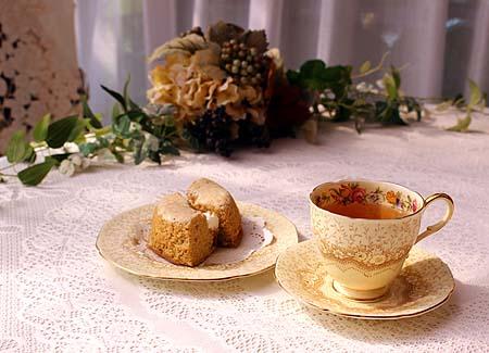 紅茶ケ-キ・ヌワラエリア