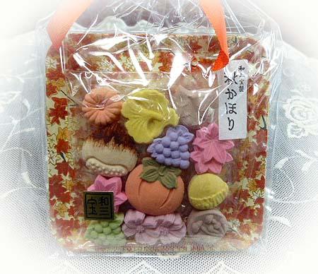 和三盆・秋かほり