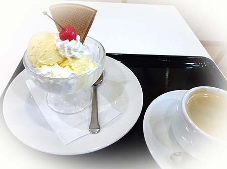 珈琲&アイス