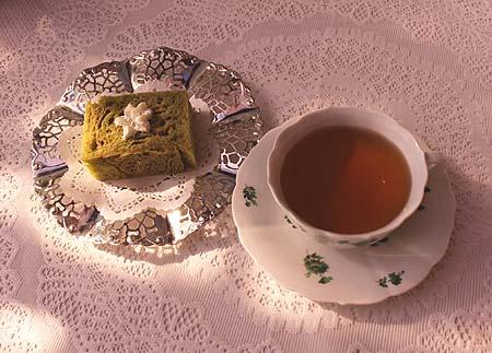 抹茶デニッシュ