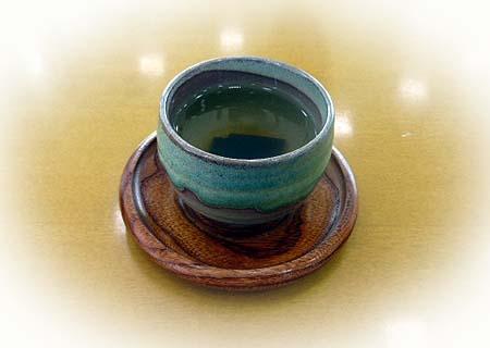 昆布茶サ-ビス