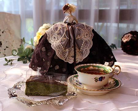 宇治抹茶ガト-ショコラ ウバ