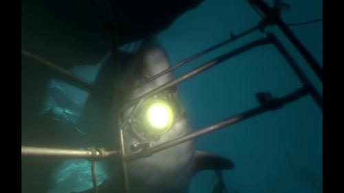 PSVR体験会 ソニーストア名古屋にサメ出没!食われるかと思った-47