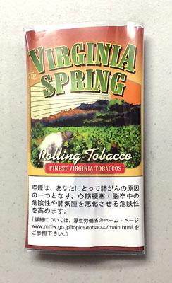 VIRGINIA SPRING バージニア・スプリング 手巻きタバコ シャグ RYO