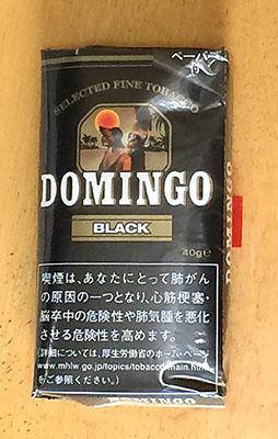 ドミンゴ・ブラック DOMINGO_BLACK ドミンゴ DOMINGO 黒タバコ 手巻きタバコ RYO