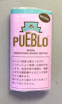 PUEBLO-PINK, PUEBLO, PINK, プエブロ・ピンク プエブロ 無添加 手巻きタバコ シャグ RYO