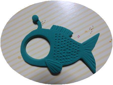 人面魚マグネット1