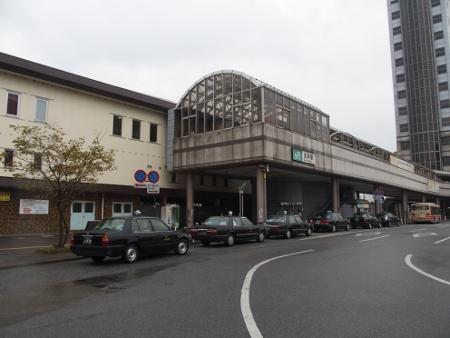 五井駅 駅舎