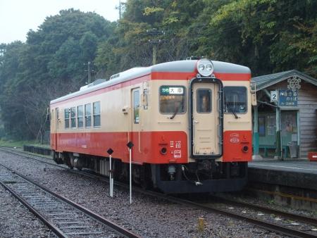 いすみ鉄道 キハ20形