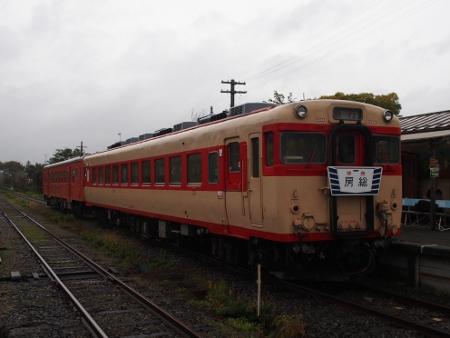 いすみ鉄道キハ28形 大多喜