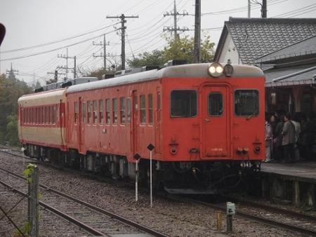 いすみ鉄道キハ52形 大多喜