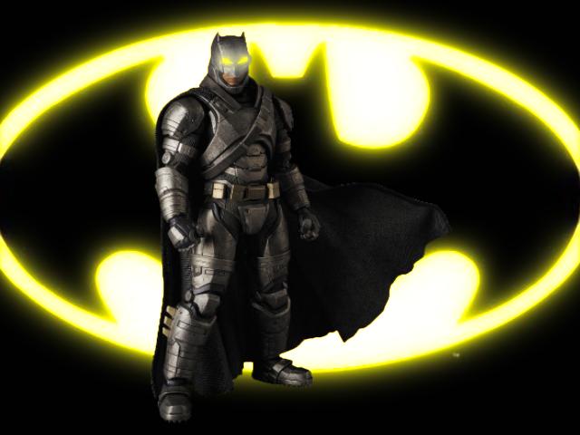 バットマン&バットサイン