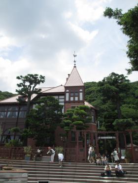 神戸北野 風見鶏の館