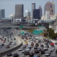 高速道路の渋滞2