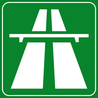 イタリアの高速記号
