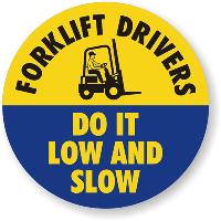 安全運転のロゴ