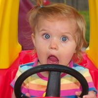 子供の運転手