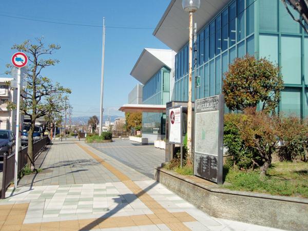 広池公園と記念碑 (13)