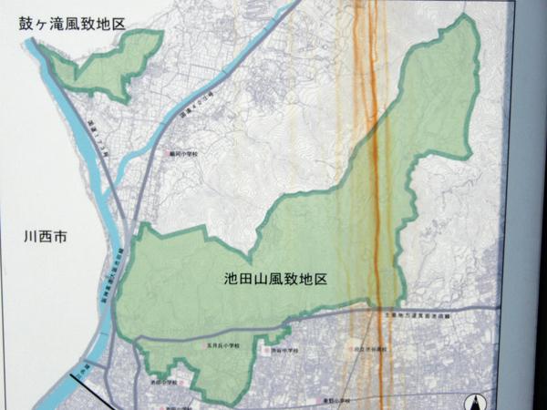 池田山風致地区 (2)