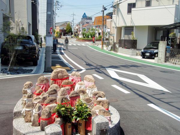 熊野田寄せ地蔵 (3)