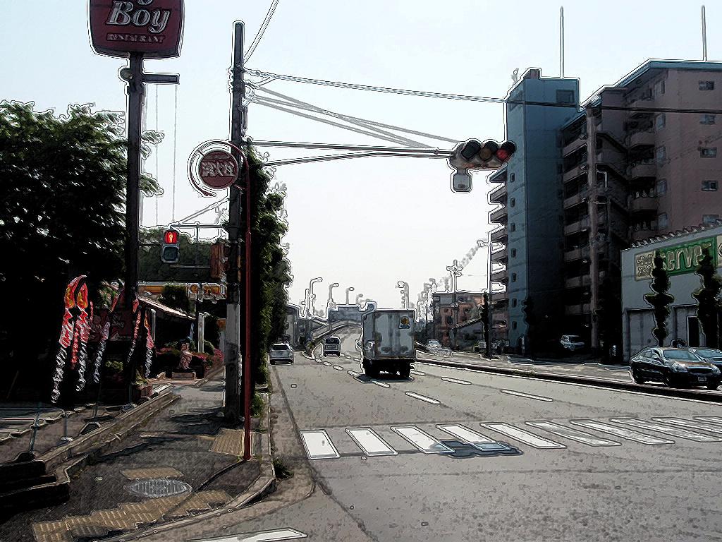 ビッグボーイ園田店 (3)